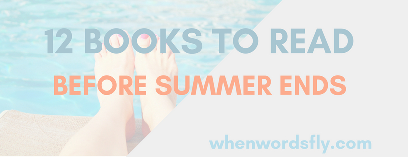 12 Squeal-Worthy Books To Read Before Summer Ends